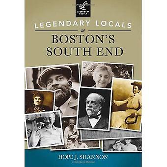 Legendary Locals of Boston's South End, Massachusetts