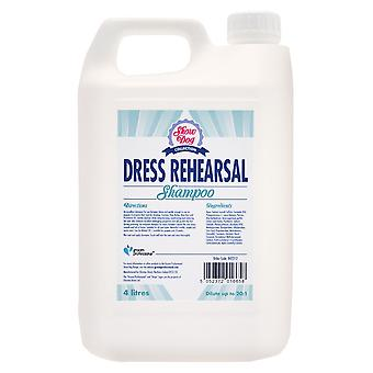 Show Dog Dress Rehearsal Shampoo