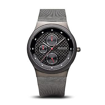 Bering quartz analogue Man with stainless steel strap 32139-309