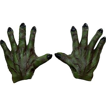 Monster Hands Latex For Adults