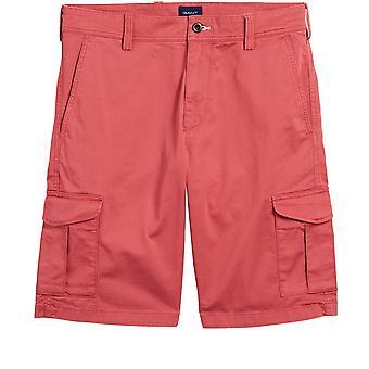 Gant détendu Twill Utility Shorts