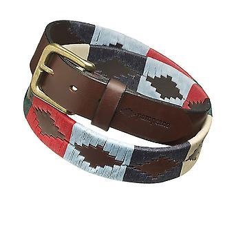 Pampeano Leather Multi Polo Belt
