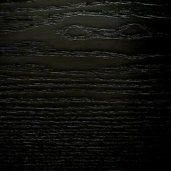 Ristikko - uivat geometrinen Retro Wall Display aksentti hylly - musta