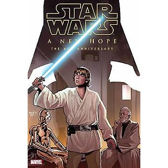 Star Wars - A New Hope - The 40th Anniversary by Marvel Comics - 97813