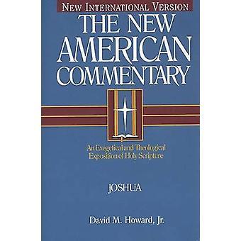 Joshua - Vol 5 by Jr. David M Howard - 9780805401059 Book
