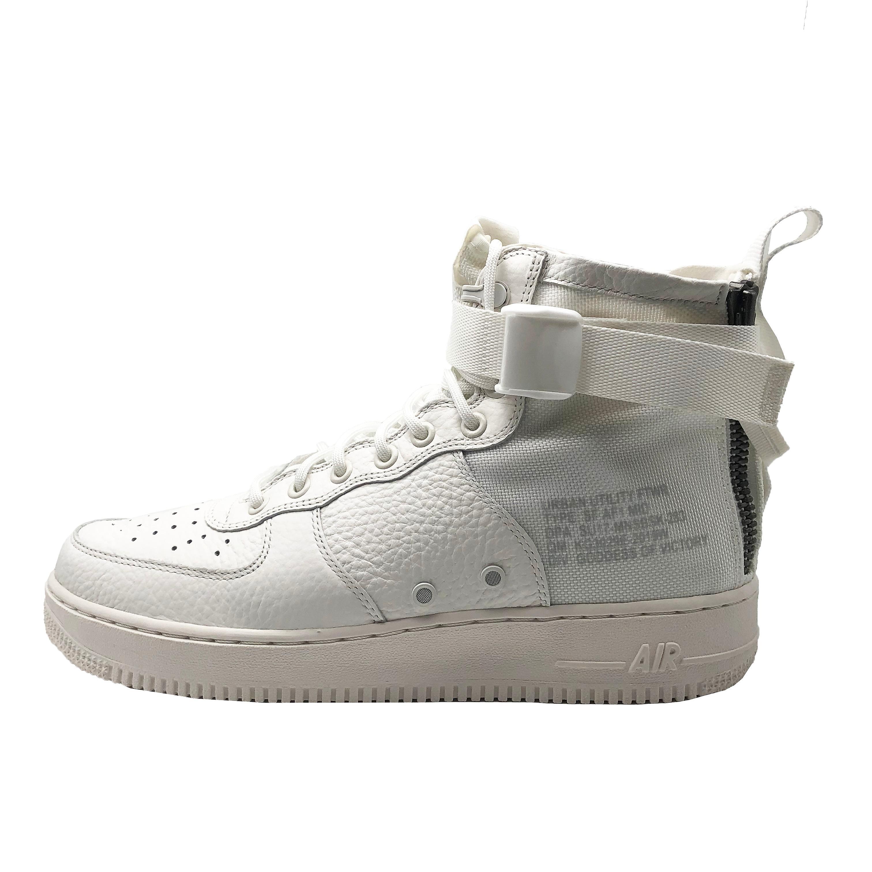 Nike SF AF1 MID AA6655 100 herr tränings skor