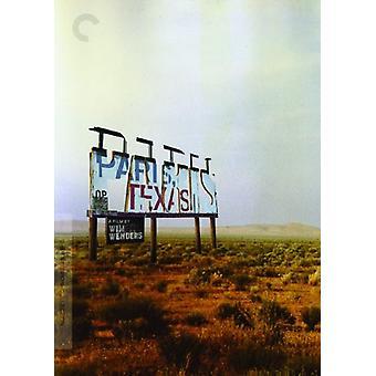 Importer des USA de Paris Texas [DVD]