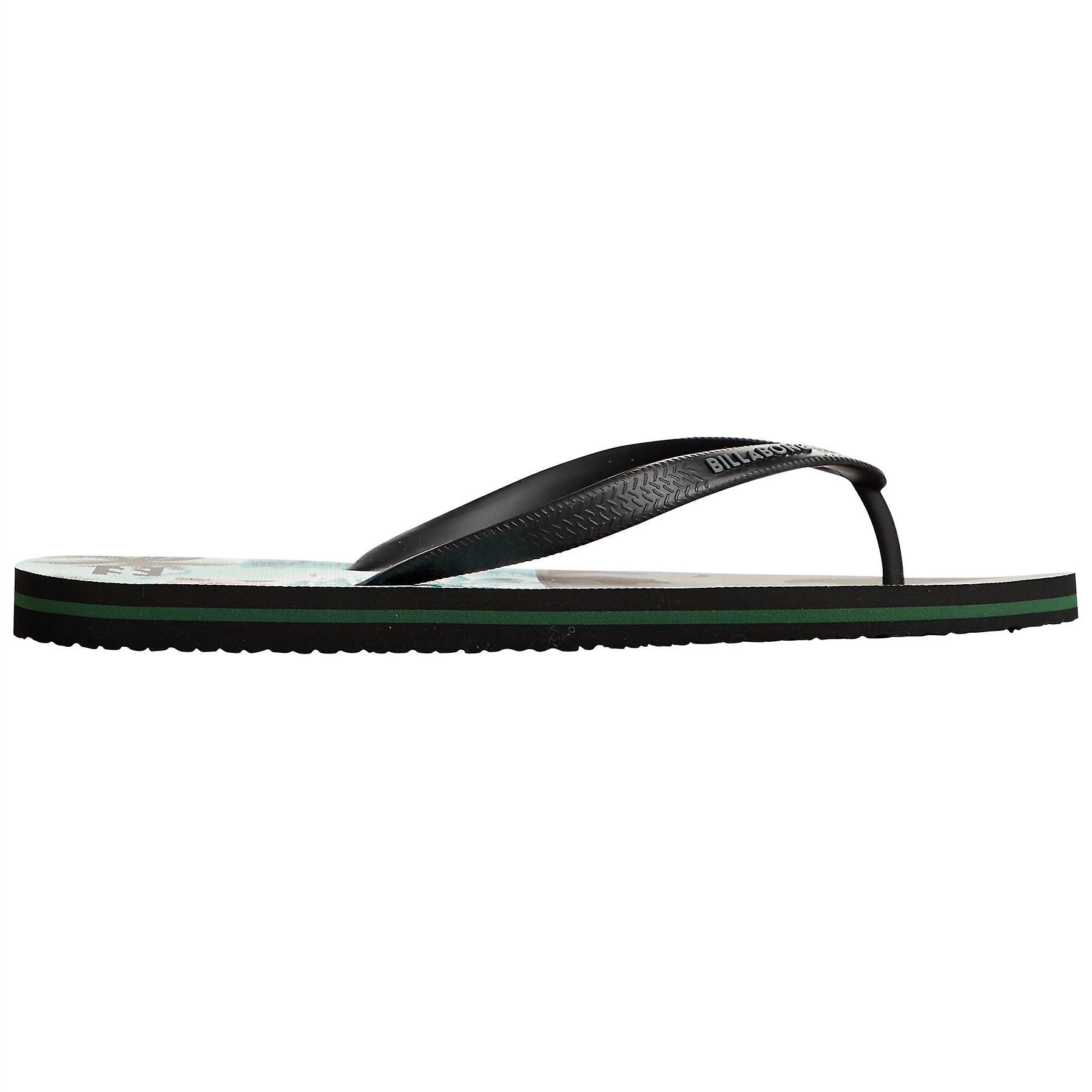 Billabong Flip Flops ~ Tides Fifty50 mint