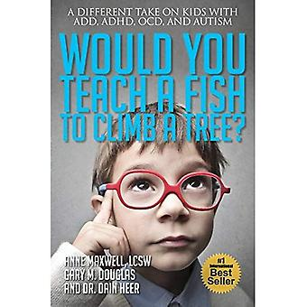 Insegneresti a un pesce a salire su un albero?