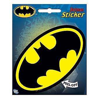 Batman Logo mærkat