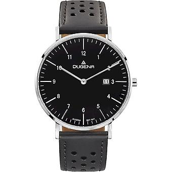 Dugena - Wristwatch - Men - Manhattan - Modern Classic - 4460898