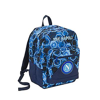 Ssc Napoli Forza Napoli Backpack - 41 Cm - Blue Deep 2D9001902_550