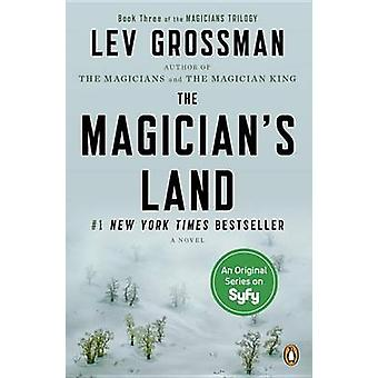 The Magician's Land by Lev Grossman - 9780147516145 Book