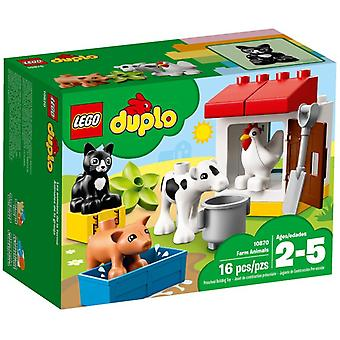 LEGO 10870 farm animals