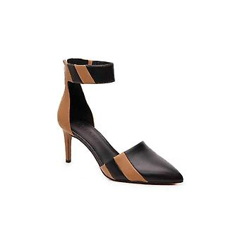 1.STATE Womens Galin Leather Pointed Toe Classic Pumps