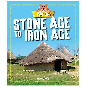 Fact Cat History Early Britons Stone Age to Iron Age by Izzi Howell