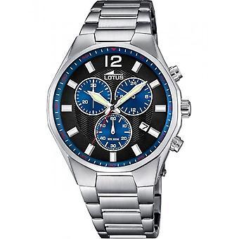 Lotus heren horloge 10125/6 chronograaf