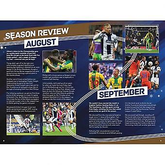 West Bromwhich Albion Annual 2020