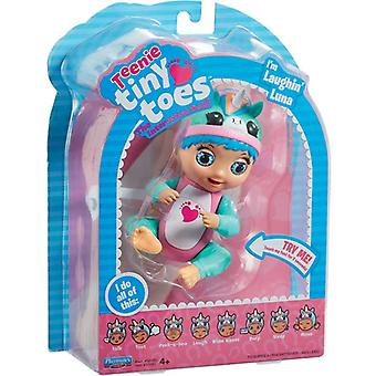 Teenie Tiny Toes Interactive Doll (Styles May Vary-One fourni)