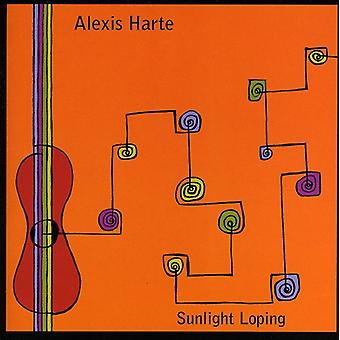 Alexis Harte - Sunlight Loping [CD] USA import