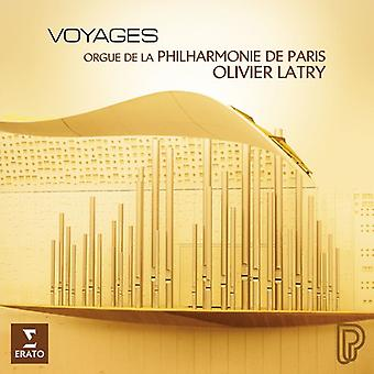 Olivier Latry - Organ Transcriptions [CD] USA import