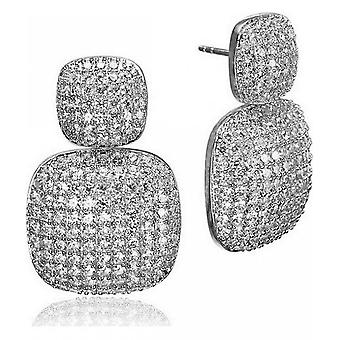 Sif Jakobs Earrings Lecce Lungo SJ-E10304-3-CZ