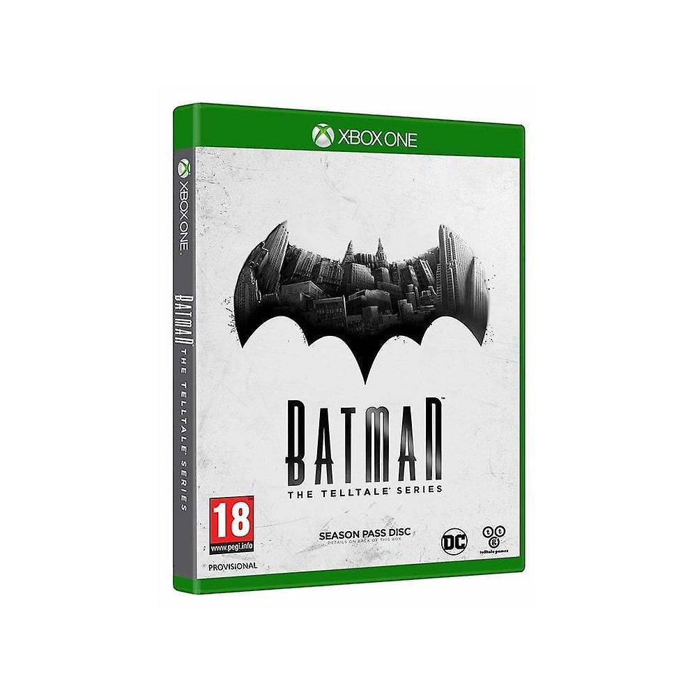 Batman The Telltale Series Xbox One