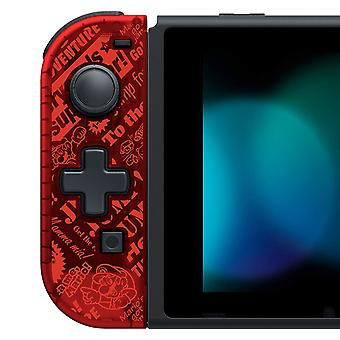 Nintendo Licensed D-Pad Joy-Con Left Mario Version Switch