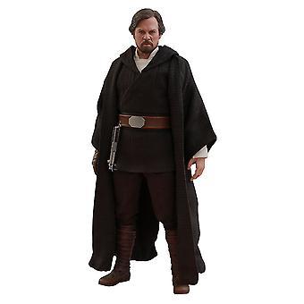 Tähtien sota Luke Skywalker crait 12