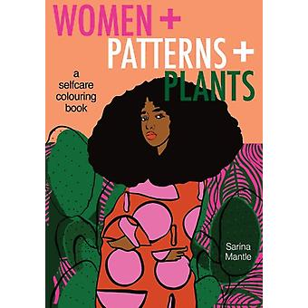Kvinnor mönster växter av Sabrina Mantle