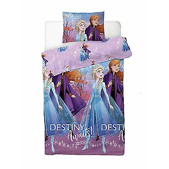Disney Frozen 2 Destiny Awaits Single Duvet Cover
