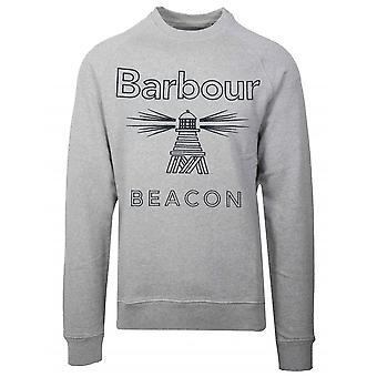 Barbour Beacon Barbour Beacon Grey Sweatshirt