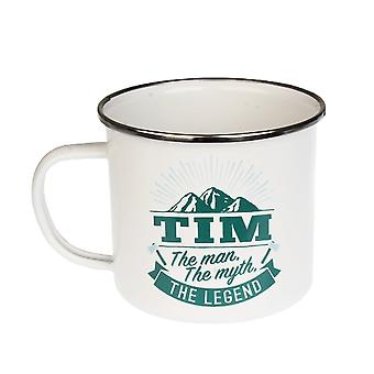 Histoire et Héraldique Tim Tin Mug 86