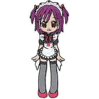 Patch - Negima - New Chibi Makie Iron On Gifts Toys Anime Licensed ge7182
