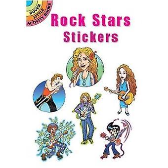Rock Stars Stickers by GOTTESMAN