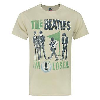 Junk Food The Beatles I'm A Loser Men's T-Shirt