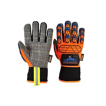 Portwest aqua-seal workwear safety pro gloves a726