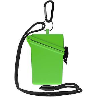 Witz houden het veilige lichtgewicht waterdichte Sport Case - groen