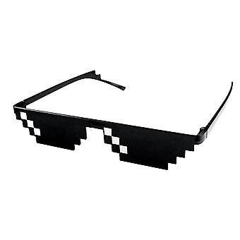Pixel glasses, 1 dash