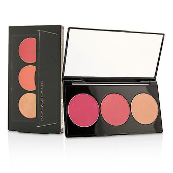 L.A. Lights Blush & Highlight Palette - #Pacific Coast Pink 8.7g/0.3oz