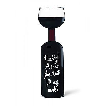 BigMouth Inc. Ultimate Wine Bottle Glass