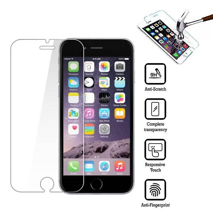 Stuff Certified® 2-Pack Screen Protector iPhone 6S Plus Tempered Glass Film