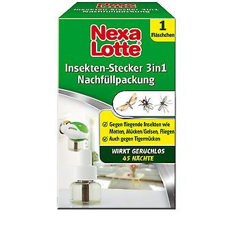 NEXA LOTTE® Insect plug 3in1, refill pack