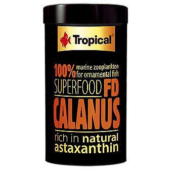 Tropisk 01163 Fd Calanus (Cyclop) (Fisk , Mat, Varmt vatten)