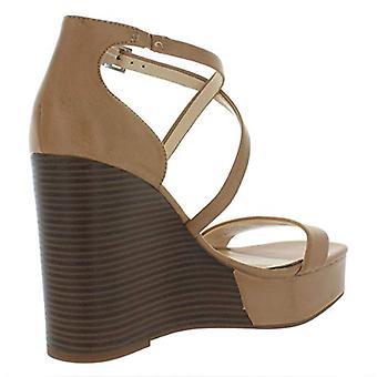 Jessica Simpson Womens Samira open teen casual platform sandalen