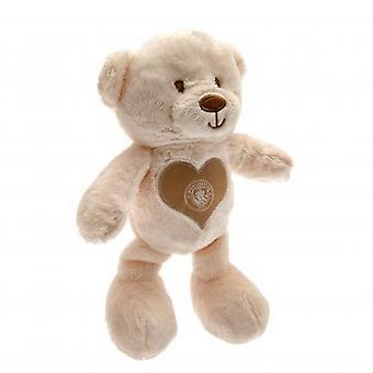Manchester City FC Bear Hugs Soft Toy