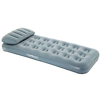 Campingaz Smart Quickbed Inflatable Camping Airbed Single Grey