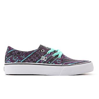 DC Trase TX SE ADBS300104GP3 skateboard all year women shoes