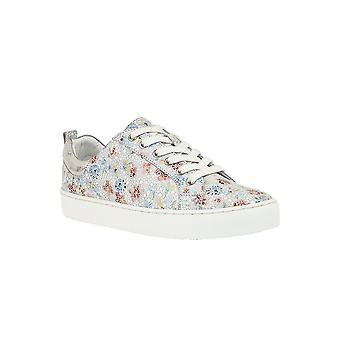 Lotus Garda Trainer in Multi Floral Print