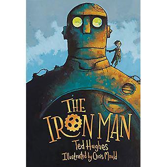 O Homem de Ferro por Ted Hughes - 9780571348862 Livro
